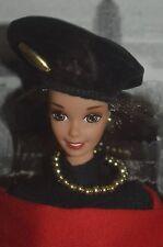 Vintage 1995 Donna Karan Barbie Doll - Bloomingdale's Limited Edition - Brunette