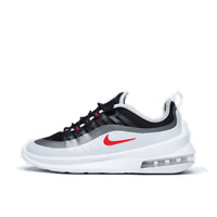Men's Nike Air Max Axis Casual Shoes Black/Sport Red/Metallic Platinum/White AA2
