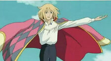 Howl's Moving Castl Howl Cosplay Costume( Only Jacket and Shirt)