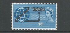 Grande-Bretagne 1963 381 ** Communications Câble transocéanique