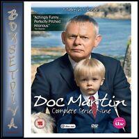 DOC MARTIN COMPLETE SEASON 9 NINTH SEASON *BRAND NEW DVD  **