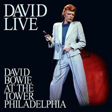David Bowie - Daivd Live At The Tower Philadelphia - Double Cassette NEW