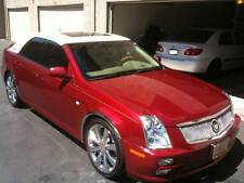 CHROME FENDER TRIMS for 2005-2011 Cadillac STS - Wheel Well Mouldings