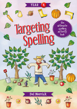 TARGETING SPELLING ACTIVITY BOOK YEAR 4  9781925490220 FREE SHIPPING