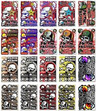 20x Metal Mulisha Sticker Motocross Race MTB ATV BMX Bike Helmet Wakeboard Decal