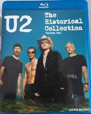 U2 The Collection 2x Double Bluray - Volume 1