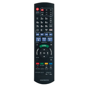 N2QAYB000759 Ersatzfernbedienung für Panasonic DMR-BST721 DMR-BCT820 DMR-BST835