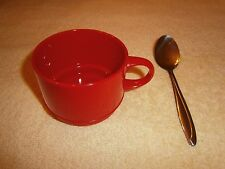 Vintage Replacement Coffee Cup and Teaspoon for TRAV L BAR 720C - original items