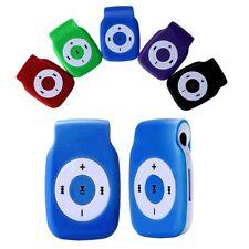Mini clip MP3 USB del giocatore di musica di sostegno micro media TF SD Regali