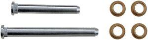 Door Hinge Pin & Bushing Kit Front,Rear Dorman 38386