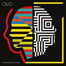 ORCHESTRAL MANOEUVRES IN THE DARK (OMD) CD - PUNISHMENT OF LUXURY (2017) - NEW