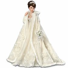 Ashton Drake - Touch Of Elegance Porcelain Bride Doll by Cindy McClure
