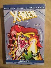 X-MEN - L'INTEGRALE 1985