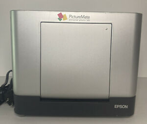 Epson PictureMate PM290 Photo Lab Printer CD Burner for Pictures *READ*