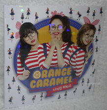 Orange Caramel the 4th Single Do It Like Me Taiwan CD+DVD+Card (After School)