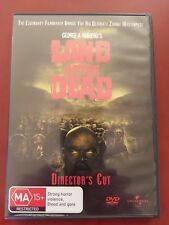 LAND OF THE DEAD-  DVD MOVIE  -OZ SELLER- FREE POSTAGE