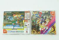 Power Stone 2 DC CAPCOM Sega Dreamcast From Japan