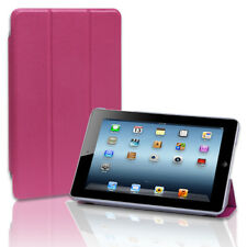 Slim Folio Leather Smart Cover Case Stand For Apple iPad Mini 1st Gen 7.9'' Pink