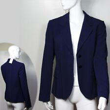 PER UNA Ladies TAILORED BLAZER Jacket ~ Size 12 ~ NAVY BLUE