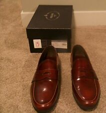 Men's Prada Brown Spazzolata loafers size 12 it 13 us shoes