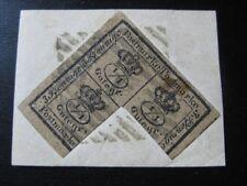 BRAUNSCHWEIG BRUNSWICK GERMAN STATES Mi. #9 scarce used stamp! #2 CV $108.00