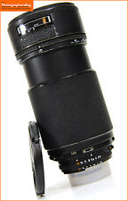 Nikon 80-200mm F2.8D ED Telephoto AF Zoom Lens + Free UK Postage