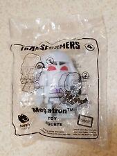 McDonald's Happy Meal Hasbro Transformers Megatron Toy #4 2018