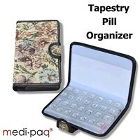 7 Day Pill Organiser Box Medicine Tablet Holder Storage Dispenser Case
