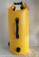 Hot Sale 25L Camping Sailing Canoe Kayak Waterproof Bag-Yellow