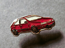 Pin Toyota Corolla Red Glazed Front View (An808)