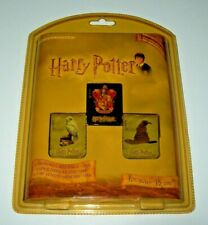 3 Memory Card pack 1MB PlayStation - Harry Potter - Nuevo