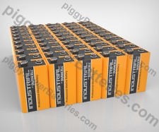 Duracell Industrial 9V 6LR61 PP3 Batteries | 50 Bulk Pack