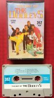 THE DOOLEYS BEST OF CASSETTE TAPE SAUDI 747 IMPORT RARE