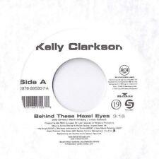 KELLY CLARKSON Behind These Hazel Eyes  45 RECORD RARE JUKEBOX PROMO 2005