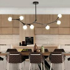 Pendant Sputnik Light Chandelier Branch Ceiling Fixture Dining Living Room Bar