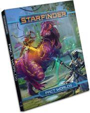 2018 Paizo Starfinder Roleplaying Game: Starfinder Pact Worlds