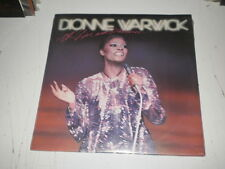 DIONNE WARWICK - HOT LIVE & OTHERWISE - 2 LP GATEFOLD MADE IN ITALY 1981 -NM/EX+