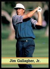 Fax-Pax Famous Golfers (1993) Jim Gallagher Jr. No. 28