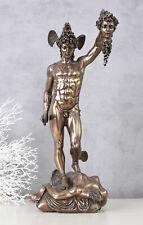 Perseus mit dem Haupt der Gorgo Medusa Skulptur nach Cellini Florenz