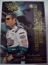 Bobby Labonte High Zahnräder 2000 #49 Folie Racing Card Gatorade Spitzenreiter