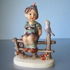 """Hummel Goebel Wayside Harmony Collectible #111/I Tmk5 Museum Archive 5""""H Boxed"""