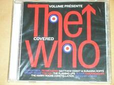 CD / THE WHO COVERED / HOMMAGE AUX WHO / HORS SERIE INROCKS / NEUF SOUS CELLO