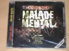 CD / CAPORAL NIGGA / MALADE MENTAL / RARE / NEUF SOUS CELLO