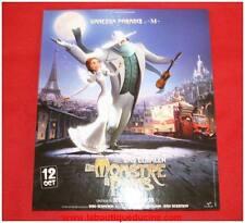 UN MONSTRE A PARIS Plv Cinéma Movie Standee VANESSA PARADIS Déco Chambre enfant