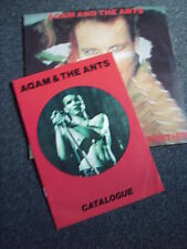 Adam and the Ants-Kings of the Wild Frontier LP+ Booklet-Made in Holland