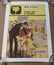 Connor Brothers 'Two Of A Kind' LE Print+Harland Miller/Banksy/Eelus/Art Sticker