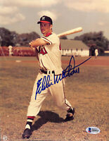 Braves Eddie Mathews Authentic Signed 8x10 Photo Autographed BAS 1