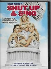 Dixie Chicks Shut Up and Sing (DVD, 2007)