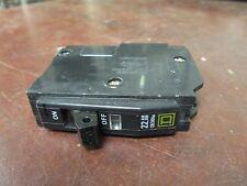 Square D Bolt-on Circuit Breaker Qob210H 20A 120/240V 1P 22,000Ka *Lot of 3*