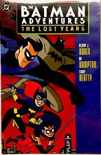 Batman Adventures:The Lost Years GN - DC Comics 1999 NM First Print RARE L@@K